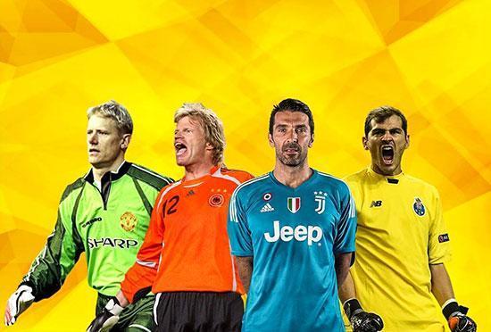 بهترین دروازه بان های تاریخ فوتبال