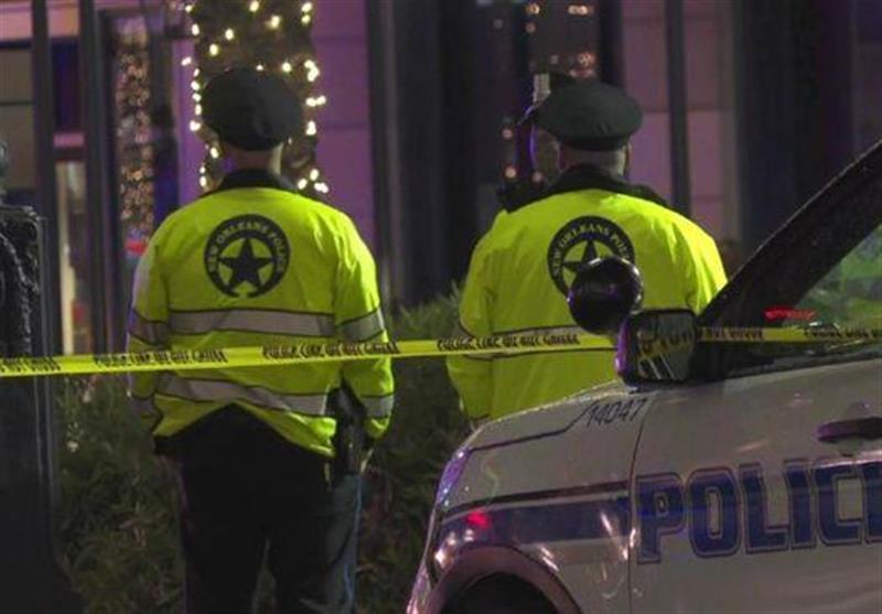 11 زخمی در تیراندازی در نیواورلئان آمریکا