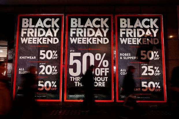خرید آنلاین جمعه سیاه به بیش از 7 میلیارد دلار رسید