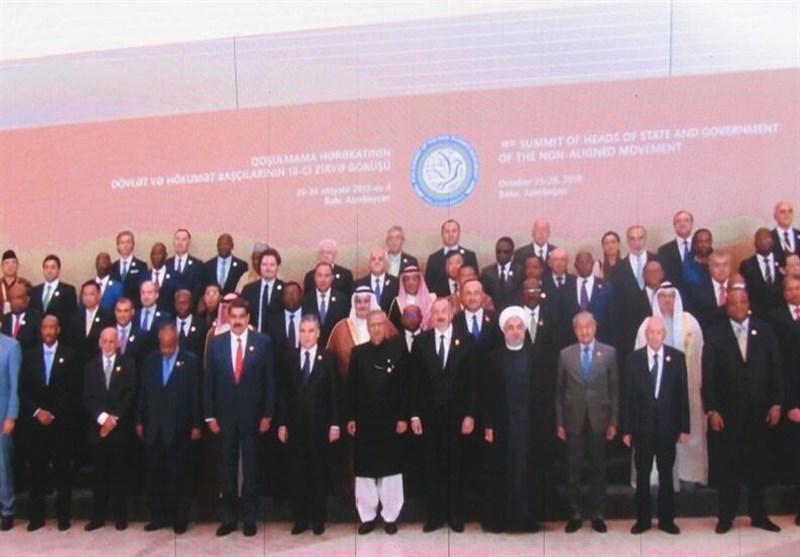 گزارش، سایه شورای ترک و جنبش عدم تعهد بر سیاست خارجی جمهوری آذربایجان