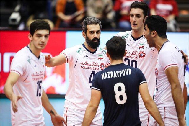 اعلام اسامی بازیکنان دعوت شده به اردوی انتخابی تیم ملی والیبال، غیبت بزرگان