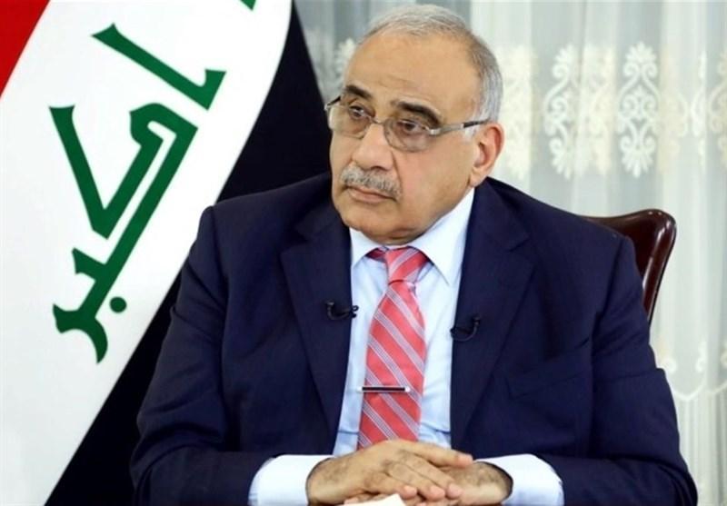 عبدالمهدی: فراکسیون های سیاسی در انتخاب نخست وزیر عراق شتاب کنند