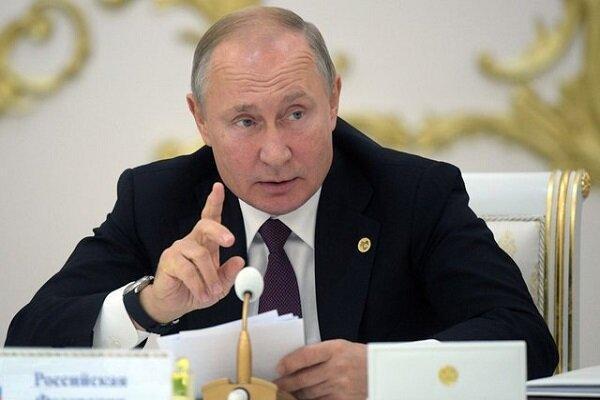 پوتین: آمریکا در حال تدارک عملیات نظامی در فضا است