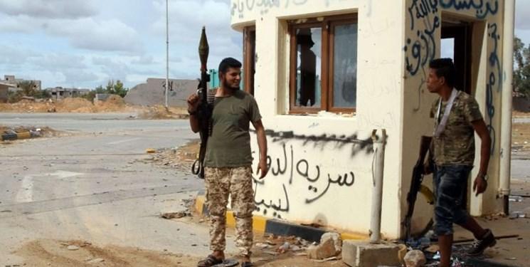 دولت وفاق ملی لیبی کنترل منطقه التوغار در جنوب طرابلس را به دست گرفت