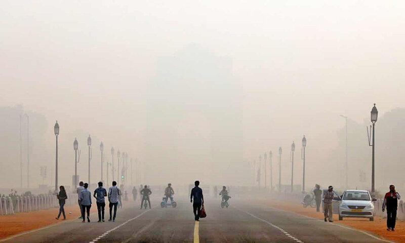 اینفوگراف آلودگی ، هزینه 4.6 تریلیون دلاری بر اقتصاد دنیا و عامل 9 میلیون مرگ زودرس