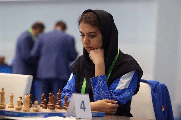 سرانجام کار بانوان ایران در بخش سریع، فیروزجا نایب قهرمان شد