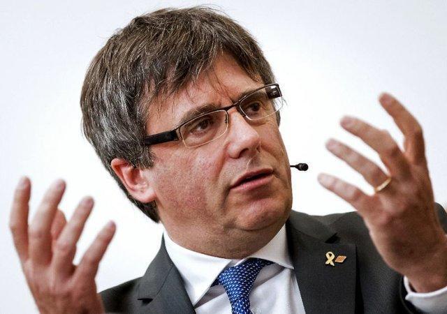 قاضی بلژیکی حکم استرداد پوجدمون را معلق کرد