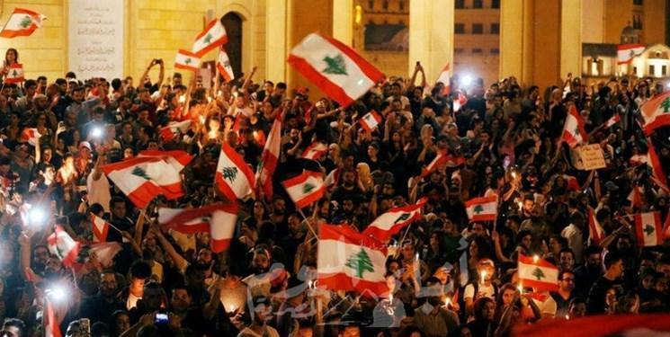 شب ناآرام بیروت؛ شلیک گاز اشک آور برای جلوگیری از تعرض به مجلس لبنان