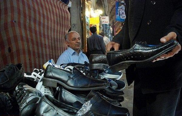 پنجمین نمایشگاه کفش و صنایع وابسته در قم افتتاح شد