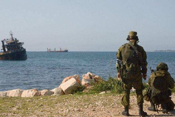 مانور نظامی مشترک نیروهای مسلح سوریه و روسیه