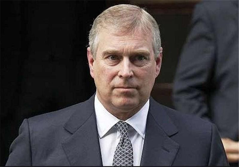 شاهزاده انگلیس کلینتون را گرفتار کرد