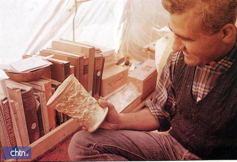 عزت الله نگهبان پدر باستان شناسی ایرانی