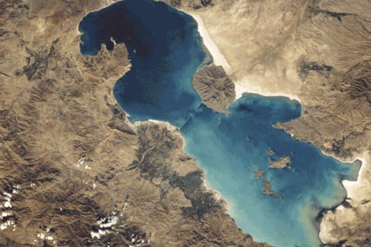 81 هزار نهال از بیابان شدن دریاچه ارومیه جلوگیری می نمایند