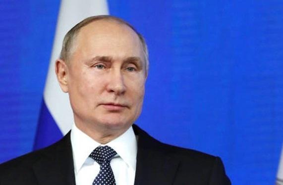 پوتین با اعضای شورای امنیت روسیه اوضاع ادلب را آنالیز می نماید