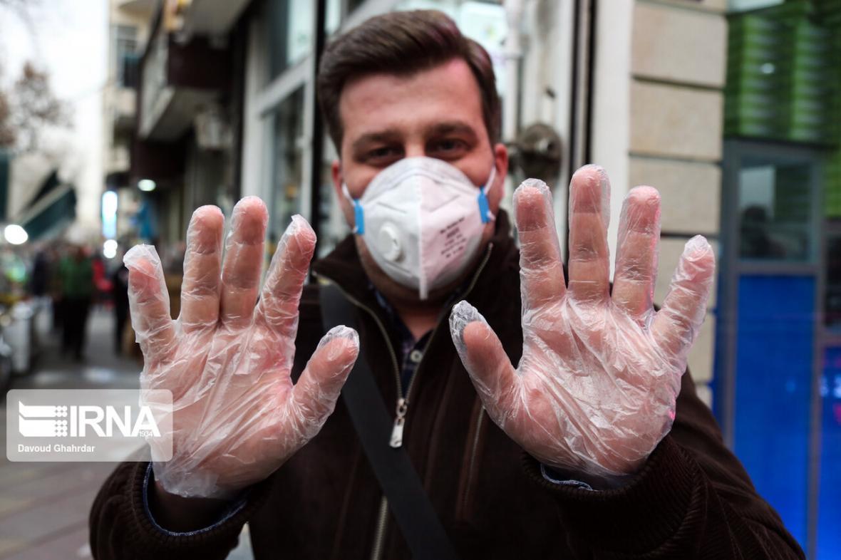خبرنگاران بیم و امید مهار کرونا در گلستان