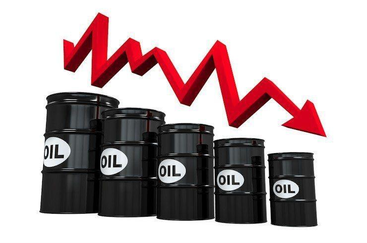 کاهش 9 درصدی قیمت هفتگی نفت