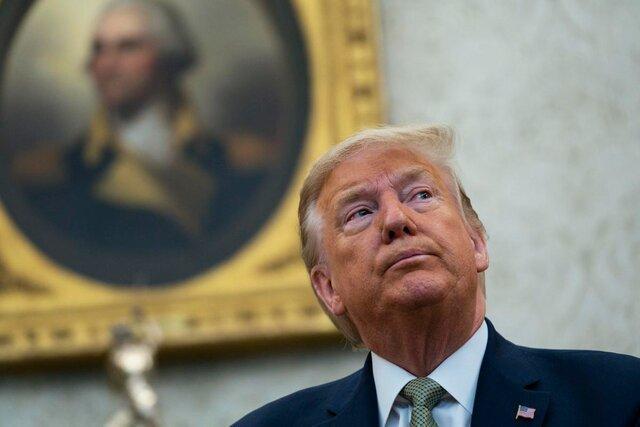 ترامپ: دنیا در حال جنگ با دشمنی پنهان است