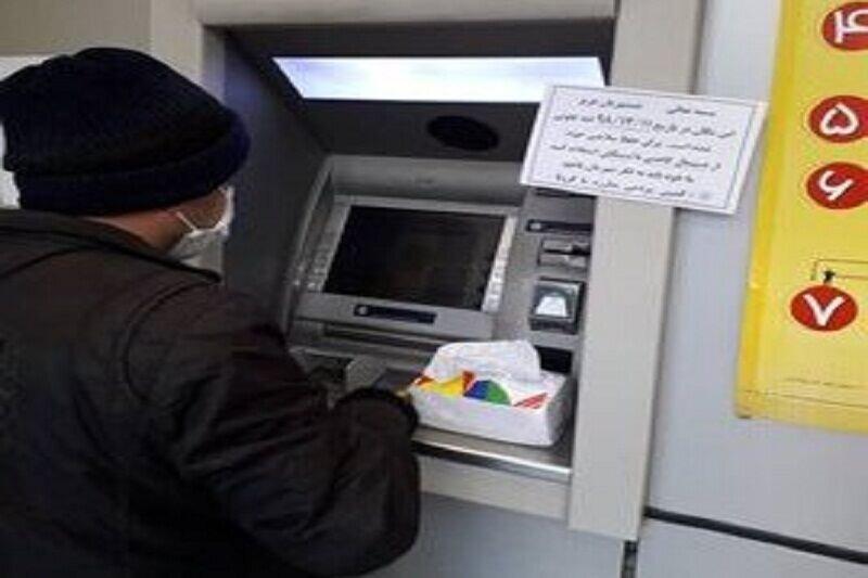 تخریب 68 خودپرداز بانکی بخاطر شست و شوی غیراصولی توسط مردم
