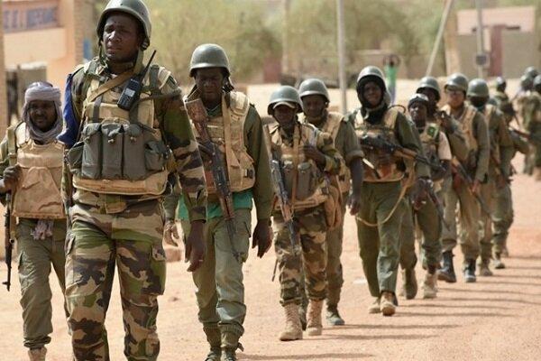 حمله تروریستی به شمال شرق مالی، 29 نظامی کشته شدند