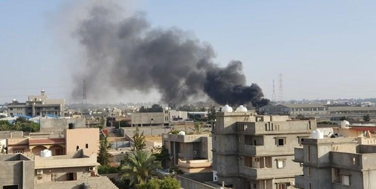 تداوم حملات نیروهای حفتر به پایتخت لیبی