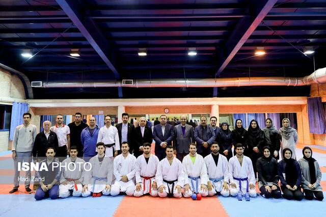 خاتمه خوش کاراته در سال 98، چهار سهمیه شیرین ایران