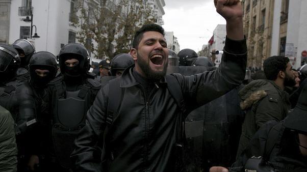 خبرنگاران کارگران تونسی خواهان حمایت از آنها در روزهای قرنطینه شدند