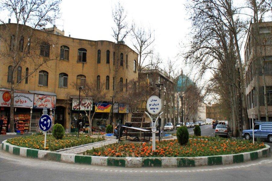 تاجری که نام دریان را سر زبان تهرانی ها انداخت
