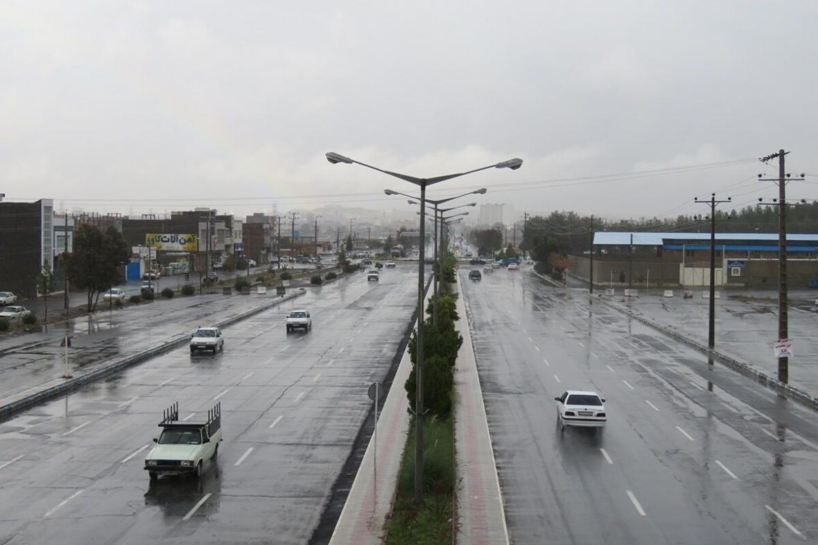 خبرنگاران هشدار هواشناسی درباره شدت بارندگی در خراسان جنوبی