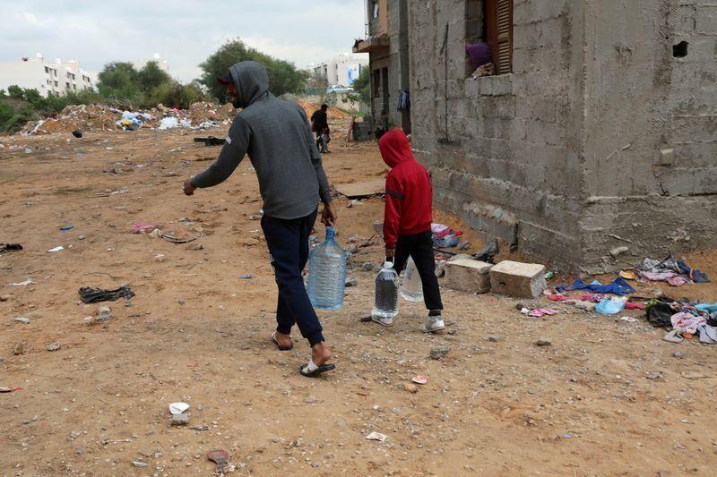 سازمان ملل متحد قطع آب پایتخت لیبی را محکوم کرد