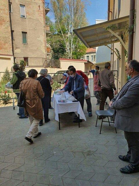 حضور سفیر ایران در جشن خیریه عید پاک زاگرب