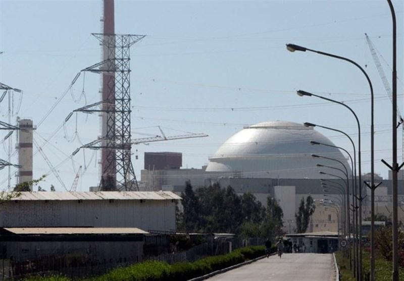 توقف موقتی فعالیت واحد یکم نیروگاه اتمی بوشهر