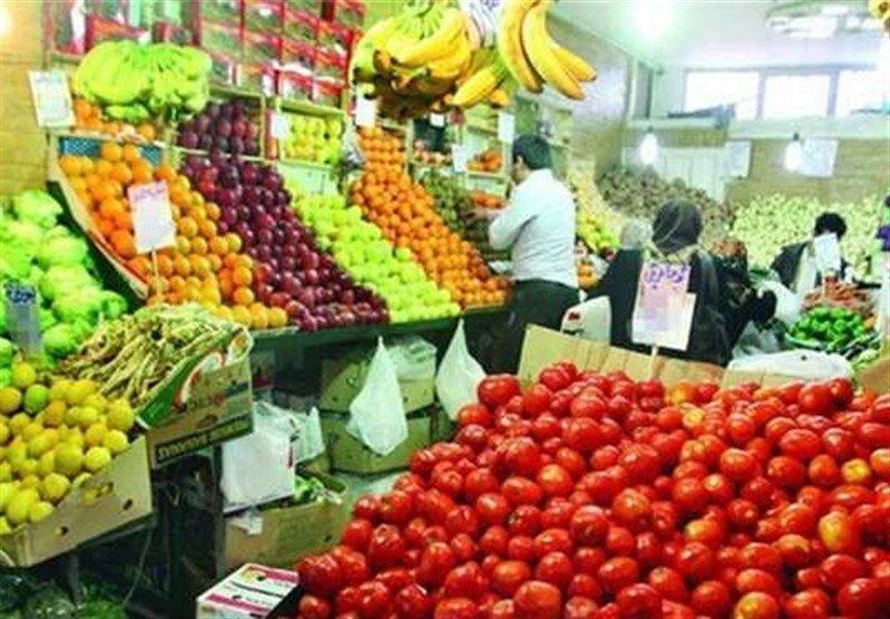 10 کیلو میوه با 50 هزار تومان! ، تفاوت 50 درصدی قیمت بین بازار و میادین میوه تره بار