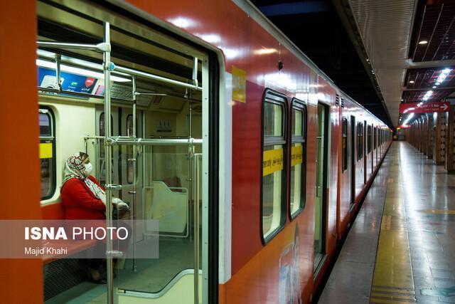 بکارگیری حمل و نقل کمکی برای کاهش تراکم مسافران در تهران