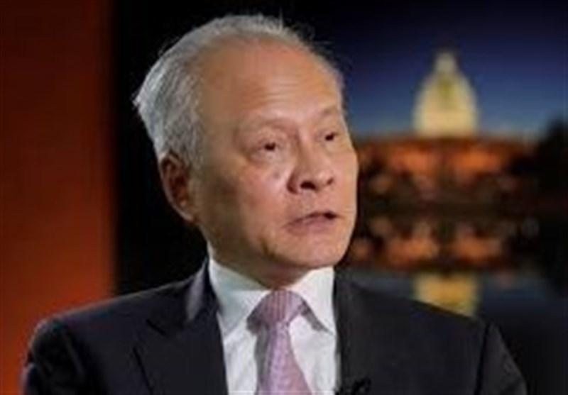 سفیر چین در آمریکا: مبارزه با ویروس کرونا را نباید سیاسی کرد