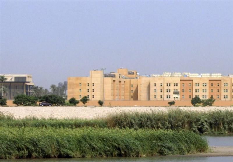 عراق، آژیر خطر 6 بار در سفارت آمریکا در بغداد به صدا درآمد