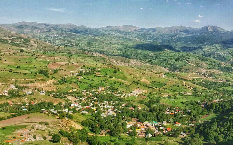 روستای سیبن، مقصدی بکر برای طبیعت گردان در گیلان