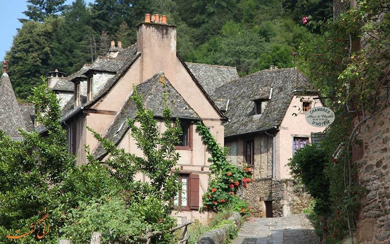 معرفی کامل منطقه کونک در فرانسه