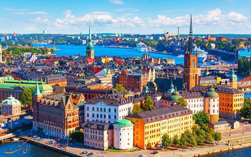 راهنمای دریافت ویزای سوئد