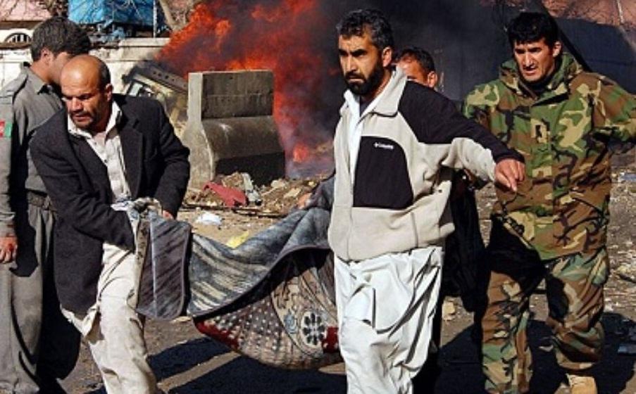 یوناما: در 3 ماه اخیر بیش از 500 غیرنظامی افغان کشته شده اند