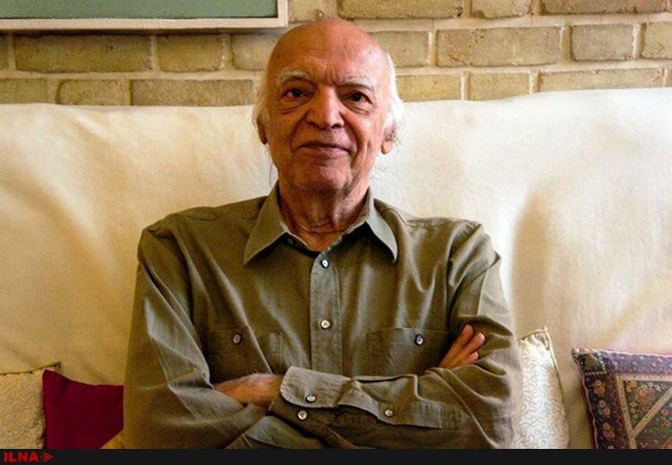 نجف دریابندری گنجینه زنده بشری ایران درگذشت