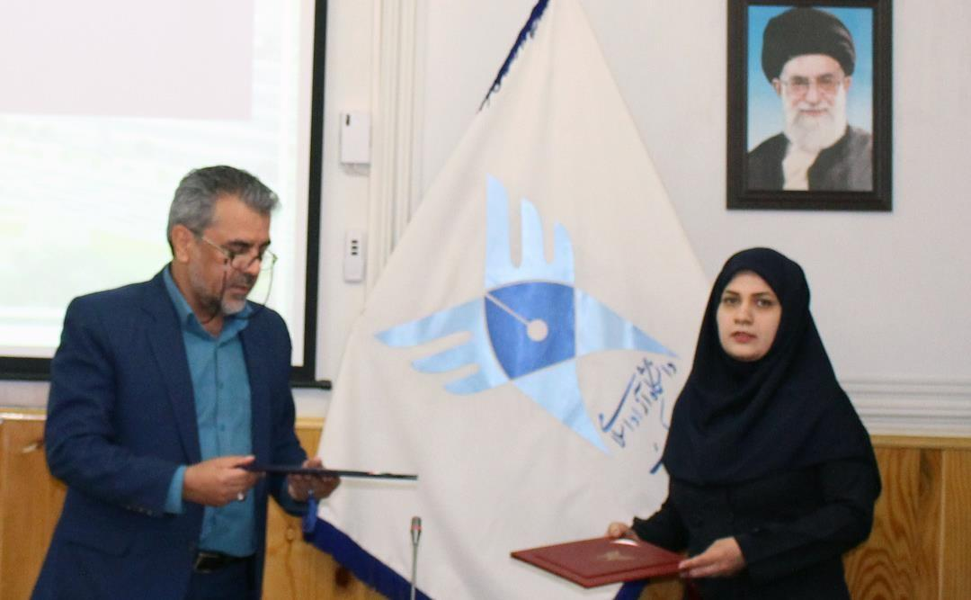 مدیر مرکز رشد دانشگاه آزاد اسلامی استان مرکزی منصوب شد