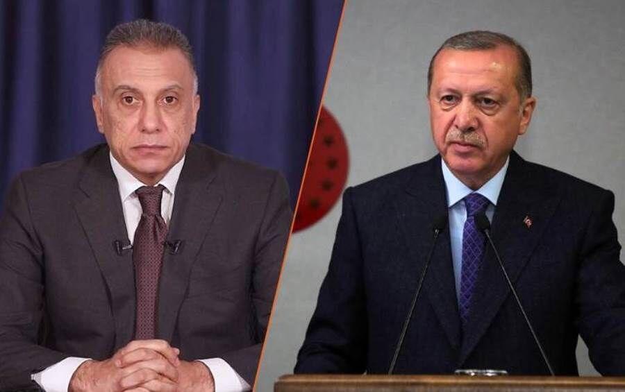 خبرنگاران اردوغان: آماده حمایت سیاسی، امنیتی و اقتصادی از عراق هستیم