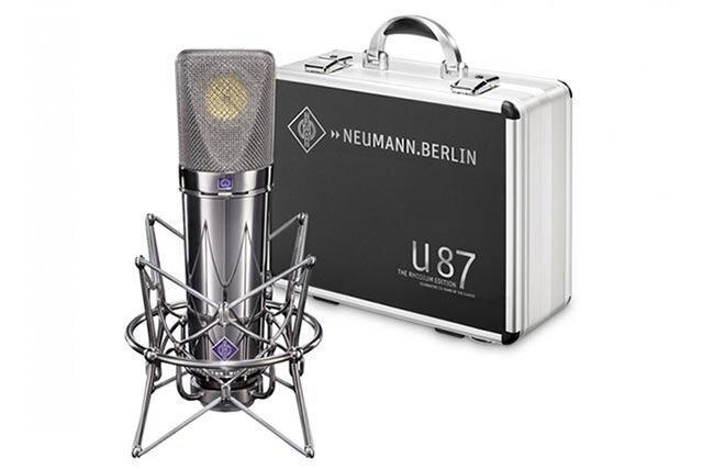 آنالیز میکروفون استودیویی نیومن Neumann U87 Ai