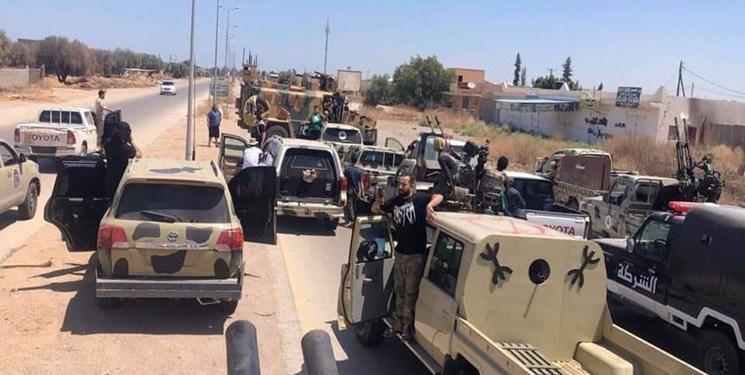 ارتش دولت وفاق ملی لیبی یک شهرک را آزاد کرد