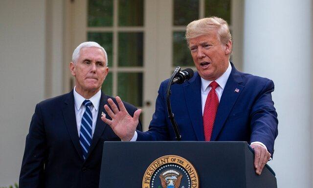 ترامپ از خبری مهم درباره چین سخن گفت