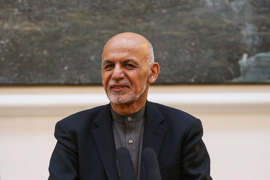 خبرنگاران رئیس جمهوری افغانستان:تهدید تروریسم با صلح طالبان خاتمه نمی یابد