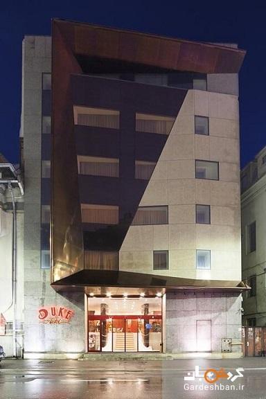 درباره هتل Duke رومانی؛ محل اقامت غلامرضا منصوری چه می دانید؟