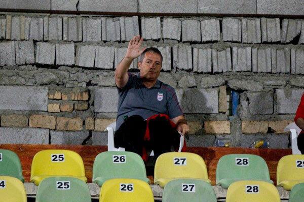 جایگاهی که در شان سرمربی تیم ملی فوتبال ایران نیست