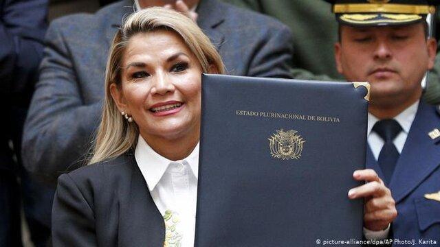 رئیس جمهور بولیوی هم به کرونا مبتلا شد