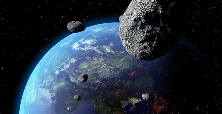 هشدار مجدد ناسا: سیارک عظیمی در جهت برخورد با زمین نهاده شد!
